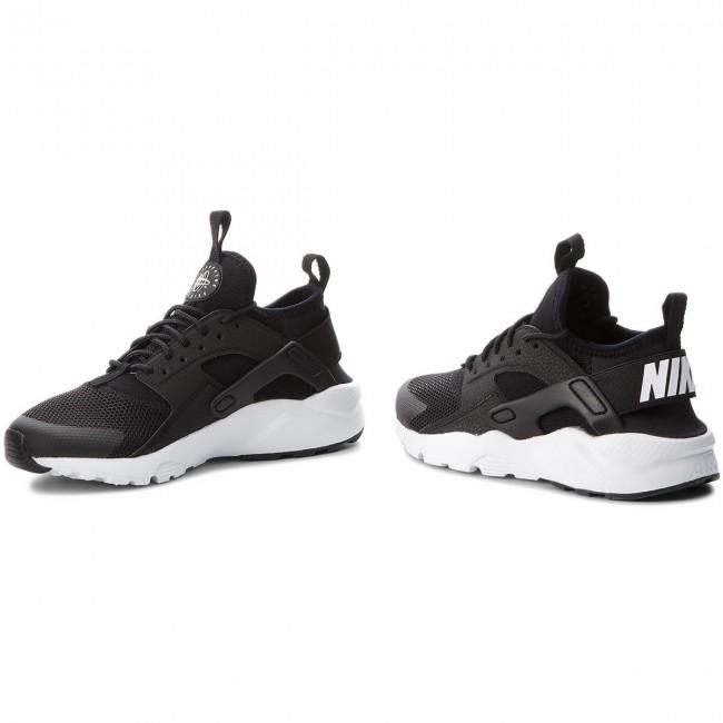 release date 6b50f c33d7 Shoes NIKE - Air Huarache Run Ultra Gs 847569 002 Black White