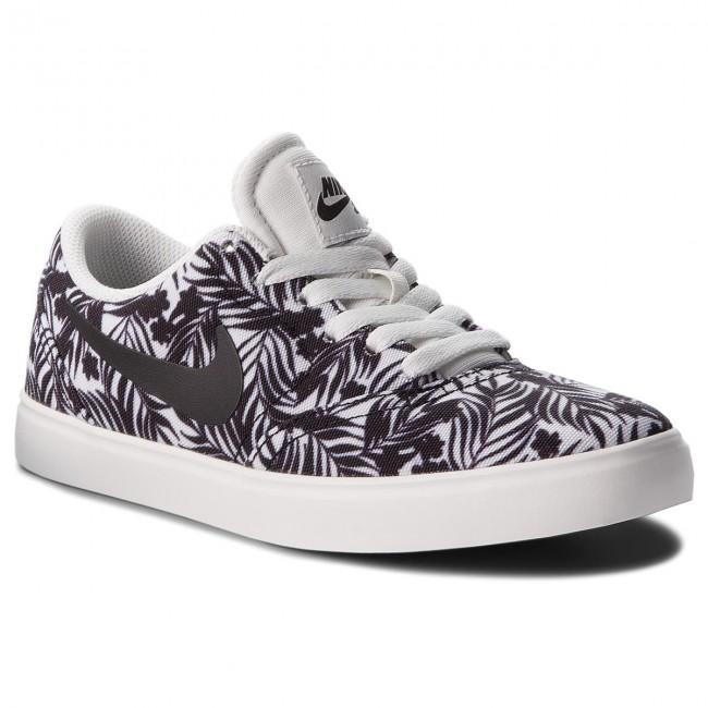 03d70a6e6293 Shoes NIKE - Sb Check Prm (GS) AO2983 100 Summit White Black ...