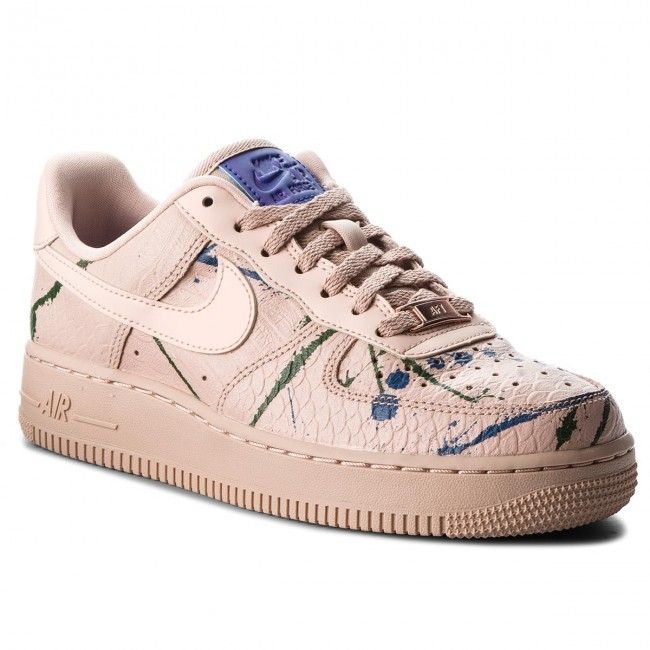 best website 93e8d b4682 Shoes NIKE - Air Force 1 '07 Lx 898889 202 Patricle Beige/Patricle ...