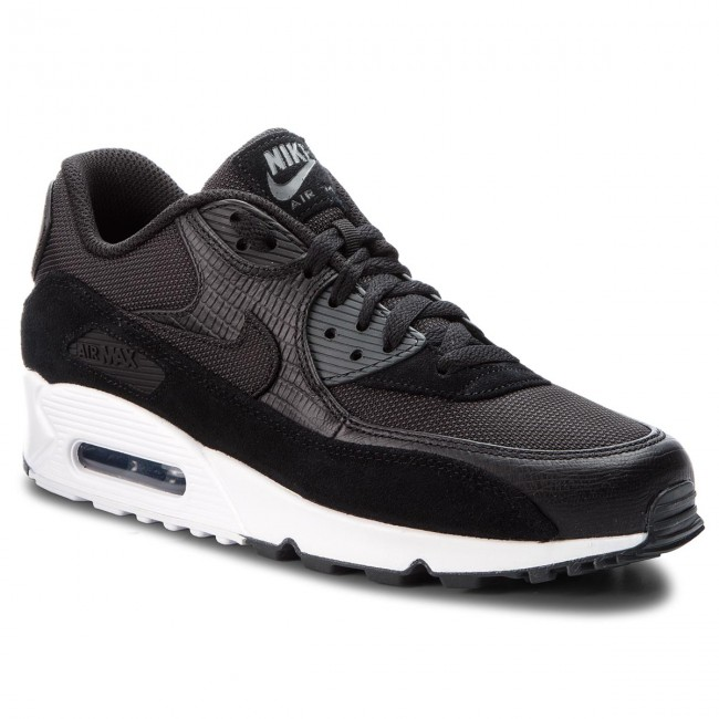 reputable site 30caf b6ecc Shoes NIKE. Air Max 90 Premium 700155 014 Black/Black/White/Anthracite