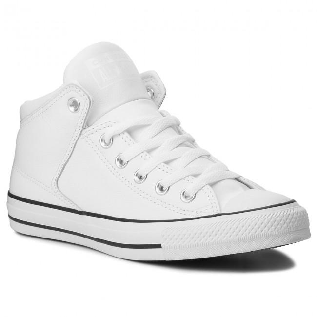 f111d7eceb6b Sneakers CONVERSE - Ctas High Street Hi 155277C White Black White ...