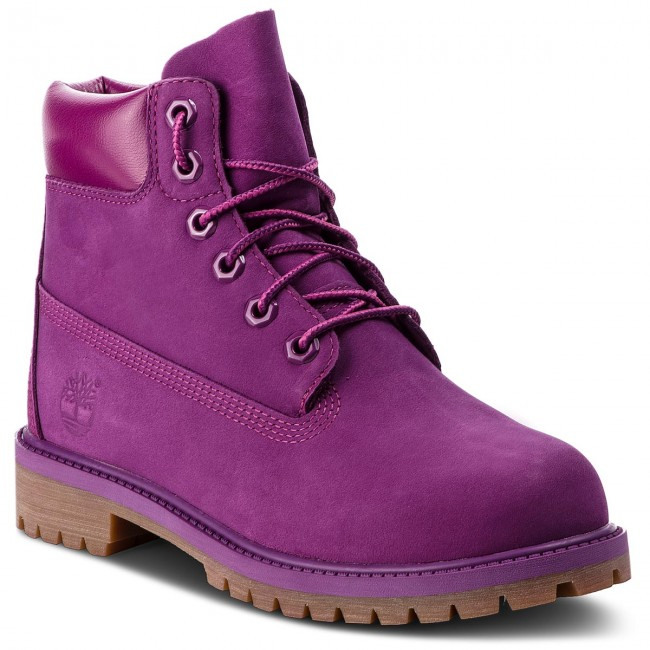 Hiking Boots TIMBERLAND 6 In Premium Wp TB0A1VAZN981 Boot Grape Juice