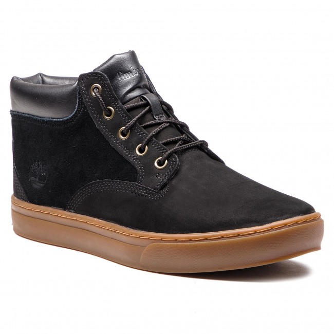 93fb716025db Boots TIMBERLAND - Dauset Chukka TB0A1R630011 Black - Boots - High ...