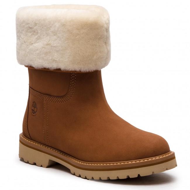 Boots TIMBERLAND - Chamonix Valley Wp F D TB0A1SAKF131 Rust Nubuck ... aa46af15092