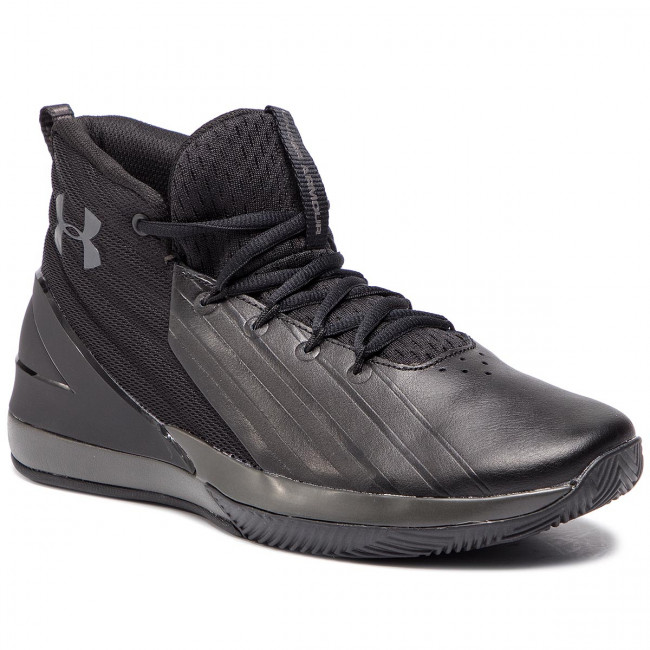 659b7878bba Shoes UNDER ARMOUR - Ua Lockdown 3 3020622-001 Blk - Basketball ...
