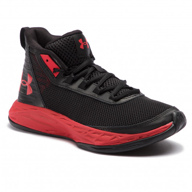 72a0101111c Shoes UNDER ARMOUR - Bgs Jet 2018 3020948-001 Blk - Basketball ...