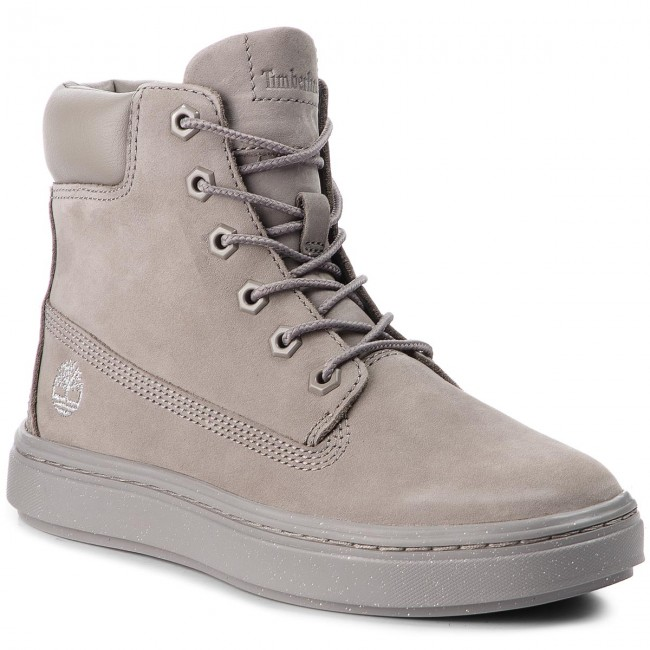 Grey TIMBERLAND TB0A1R6P Steeple Boots Boots Inch 6 Londyn wqY8YB