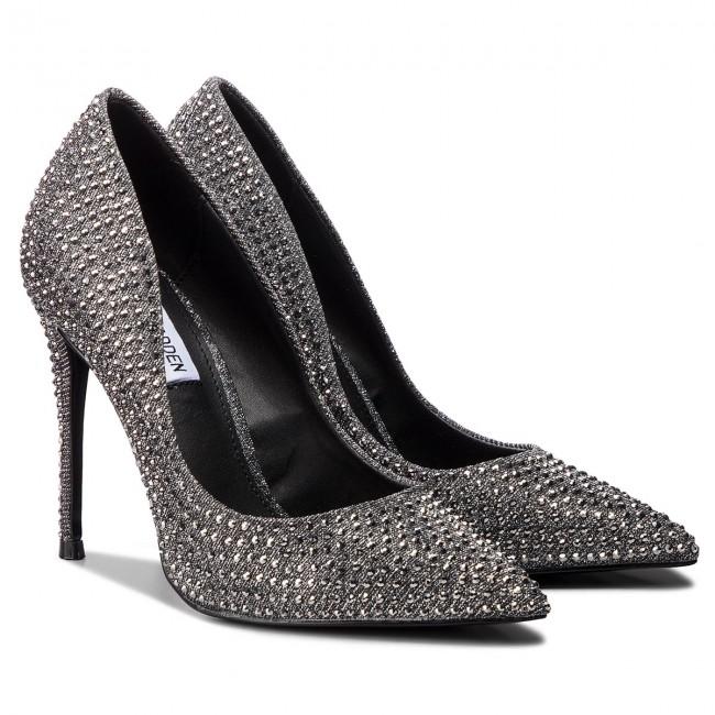 0eff8bdc29b3 Stilettos STEVE MADDEN - Daisie-R Heel SM11000120-02003-998 Rhinestone -  Stilettos - Low shoes - Women s shoes - www.efootwear.eu