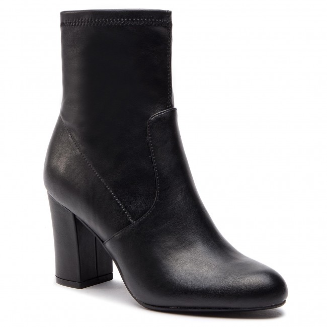 631c22934e2 Boots STEVE MADDEN - Actual Ankle Boot SM11000188-02002-001 Black ...