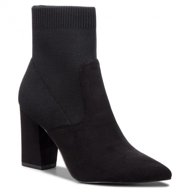 4568140f2b8 Boots STEVE MADDEN - Renne Ankle Boot SM11000189-04001-001 Black ...