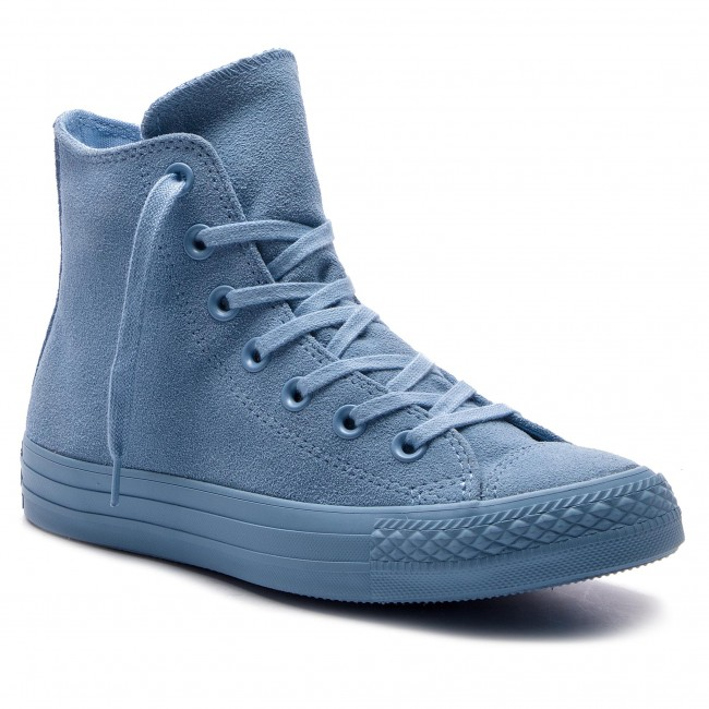 29a9f4a6eb61 Sneakers CONVERSE - Ctas Hi 561729C Light Blue Light B - Sneakers ...