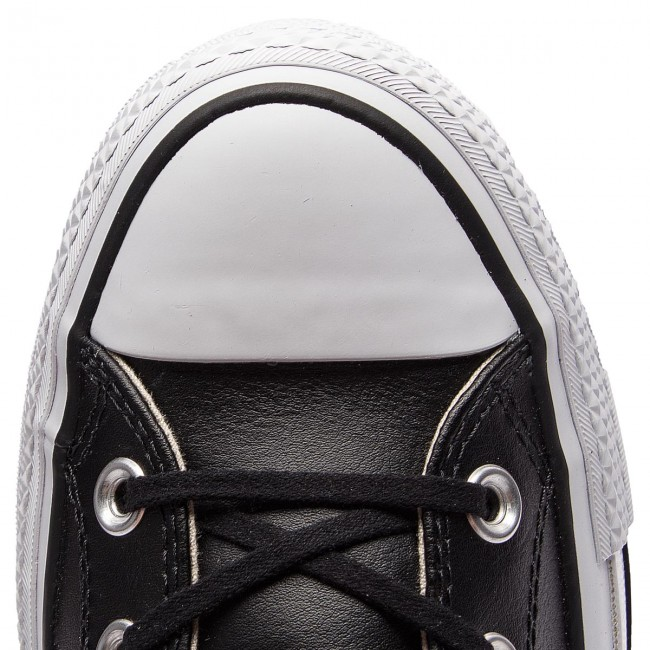 Sneakers CONVERSE Ctas Lift Clean Hi 561675C BlackBlack