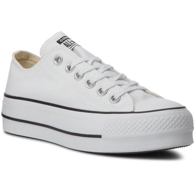 817816d512e2df Sneakers CONVERSE - Ctas Lift Ox 560251C White Black White ...