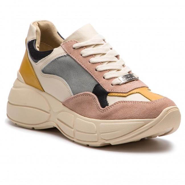 61ad522dd3b Sneakers STEVE MADDEN - Memory Sneaker SM11000321-03001-914 Pink ...