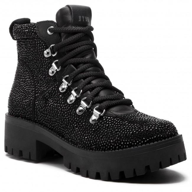 0d0f93de09a Hiking Boots STEVE MADDEN. Bam Bootie SM11000329-04001-998 Rhinestone