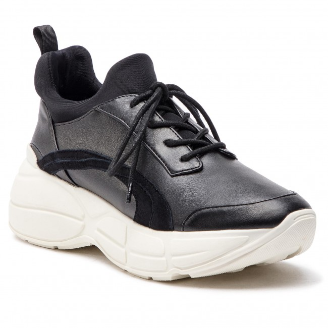 288d6a3d41c Sneakers STEVE MADDEN - Marris Sneaker SM11000344-04004-001 Black ...