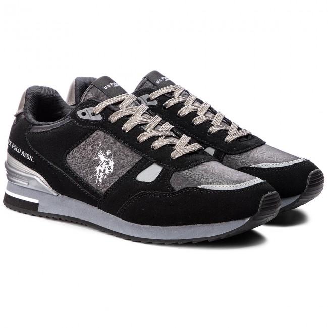 Sneakers U.S. POLO ASSN. - Wilde FERRY4083W8 SY1 Blk - Sneakers - Low shoes  - Men s shoes - www.efootwear.eu 5a96eef7514