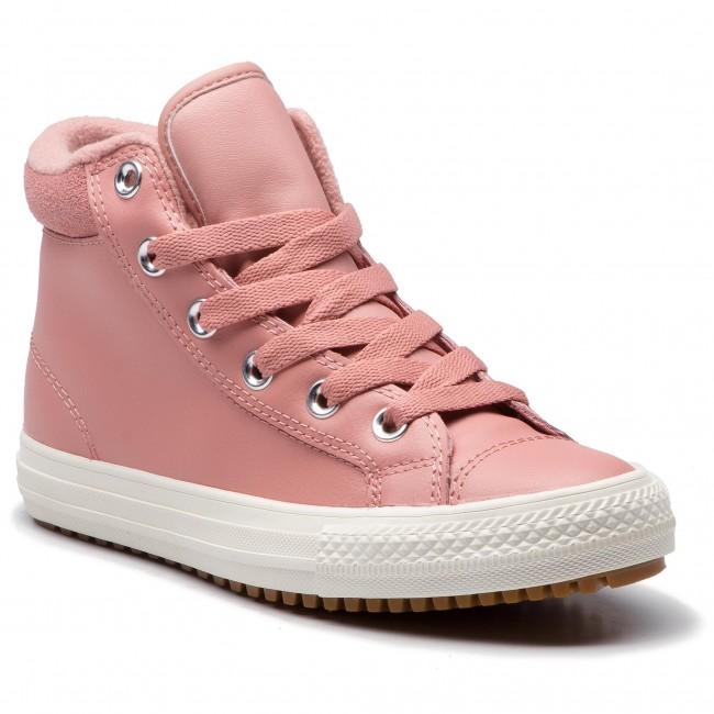 b7e3bcd8d95 Boots CONVERSE - Ctas Pc Boot Hi 661905C Rust Pink Burnt Caramel ...