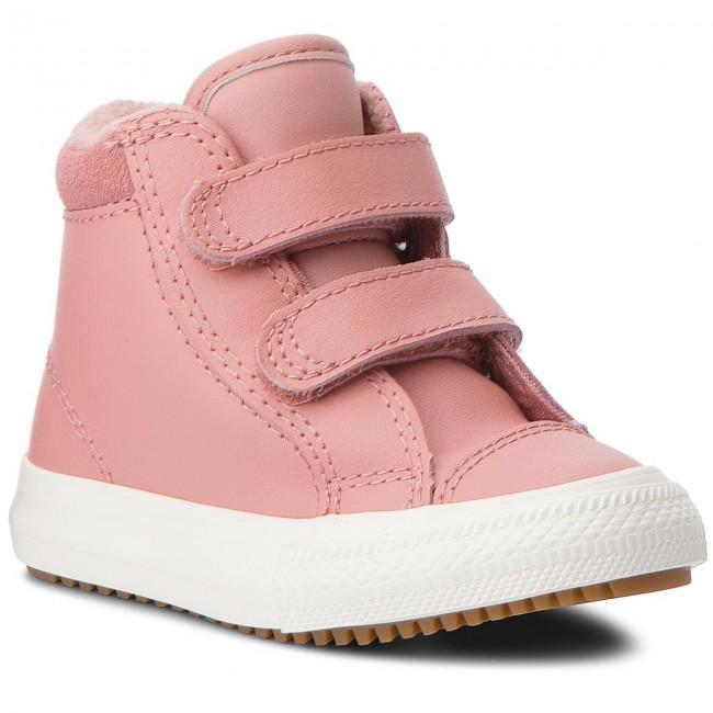 0e86b587e3d Boots CONVERSE - Ctas 2v Pc Boot Hi 761980C Rust Pink Burnt Carmel ...