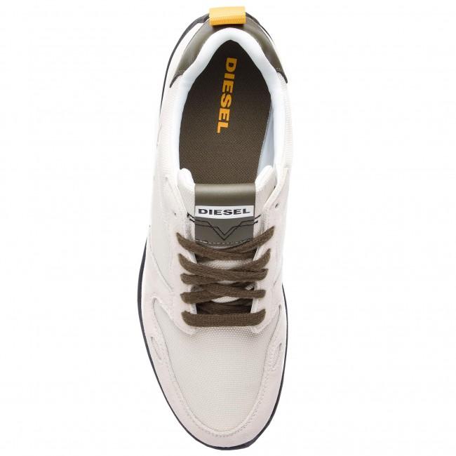 93a442ee307 Sneakers DIESEL - S-Rv Low Y01754 PR316 H6774 Cream Star White Olive Night  - Sneakers - Low shoes - Men s shoes - www.efootwear.eu