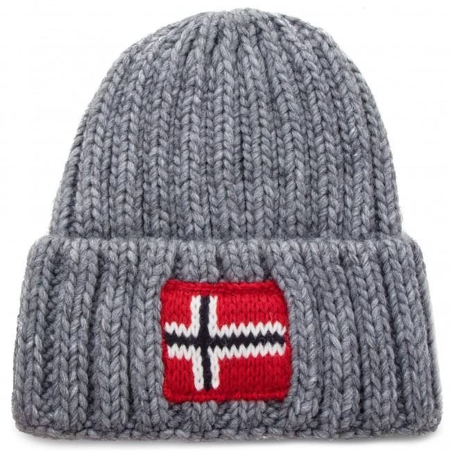 Cap NAPAPIJRI - K Semiury 2 N0YID2 Med Grey Mel 160 - Women s - Hats ... 4c6080efa5c