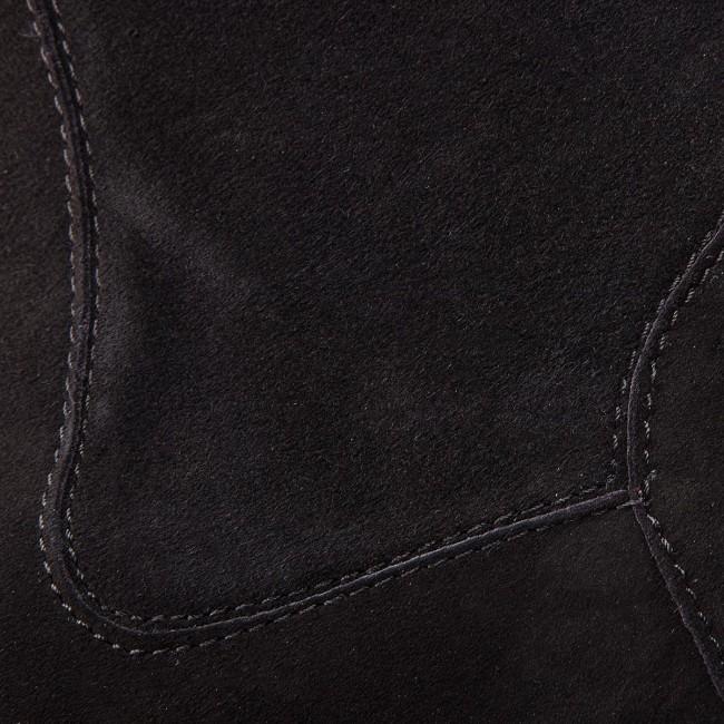 f48e51c969c17f Over-Knee Boots PETER KAISER - Pesa 85247 240 Schwarz Suede ...