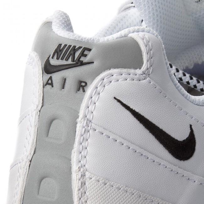 42c779c25b Shoes NIKE - Air Max 95 609048 109 White/Black/Black - Sneakers ...