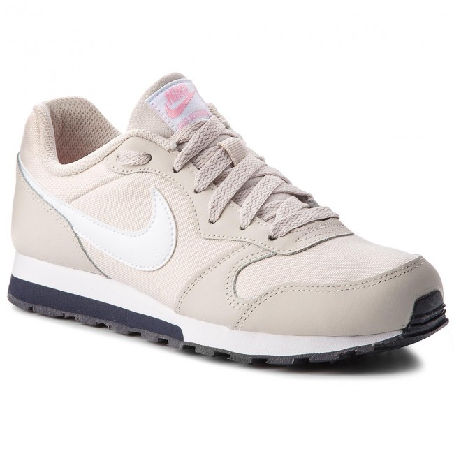 new style 1ac7b 8feaa Shoes NIKE - Md Runner 2 (GS) 807319 013 Desert Sand/White/Pink ...