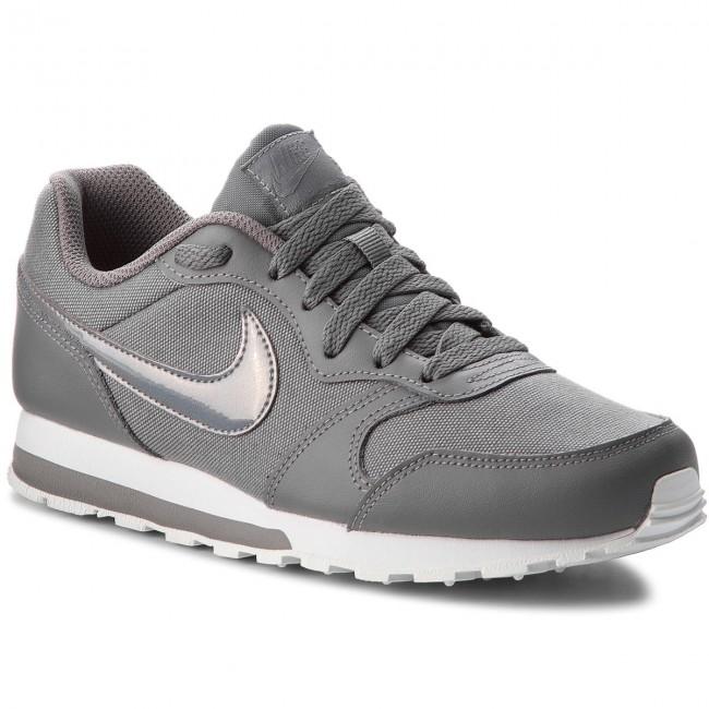 7e37a2998b Shoes NIKE - Md Runner 2 (GS) 807319 014 Gunsmoke Gunsmoke White ...