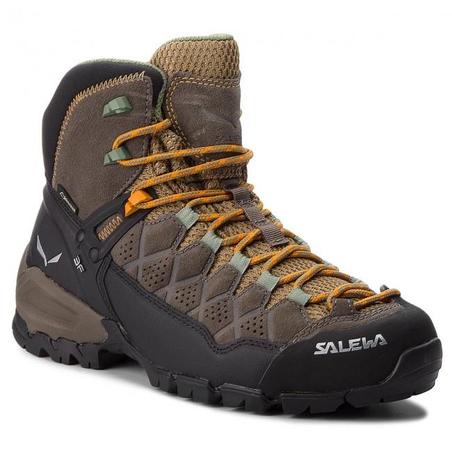 Trekker Boots SALEWA - Alp Trainer Mid Gtx GORE-TEX 63433-7505 ... 90dcbefdd4
