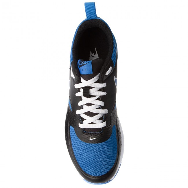 4847a8e74f3 Shoes NIKE - Air Max Vision 918230 012 Black Signal Blue White - Sneakers -  Low shoes - Men s shoes - www.efootwear.eu