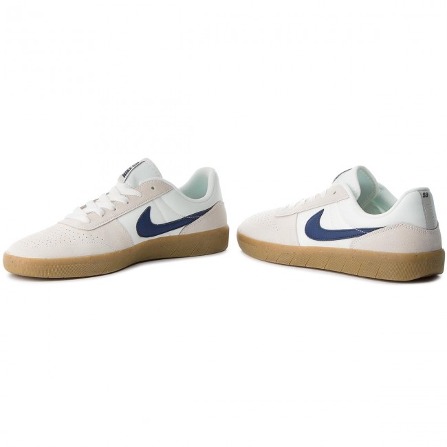 0d4ace3ab8c Shoes NIKE - Sb Team Classic AH3360 100 Summit White Blue Void White ...