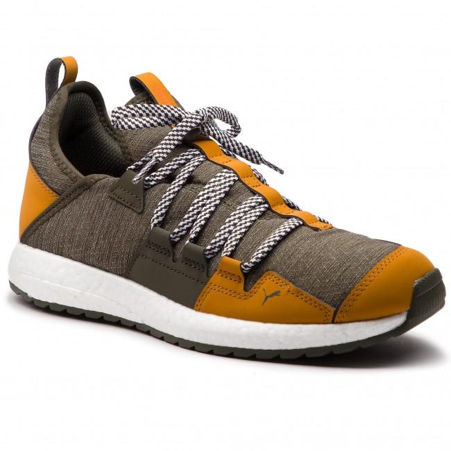 a4ca213acf2e Shoes PUMA - Mega Nrgy Trail 191201 01 Forest Brown Firecracker ...