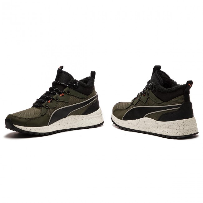 3f46d7deb342 Shoes PUMA - Pacer Next Sv Wtr 366936 02 Forest Night Black Wh White ...