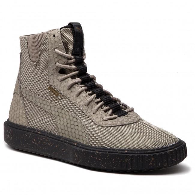 82c6d763d3a Sneakers PUMA - Breaker Hi Blocked 366989 01 ElphantSkin Pblk ElphantSkin
