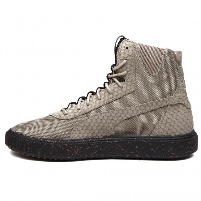 5f8bdcca928 Sneakers PUMA - Breaker Hi Blocked 366989 01 ElphantSkin Pblk ElphantSkin -  Sneakers - Low shoes - Men s shoes - www.efootwear.eu