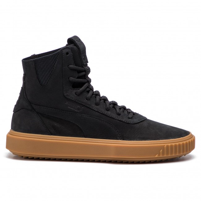 fb347c424b7074 Sneakers PUMA - Breaker Hi Gum 367715 01 Puma Black Puma Black ...