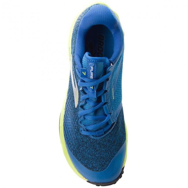 d4ff17d1e80 Shoes BROOKS - PureGrit 7 110291 1D 492 Blue Lime Black - Outdoor - Running  shoes - Sports shoes - Men s shoes - www.efootwear.eu