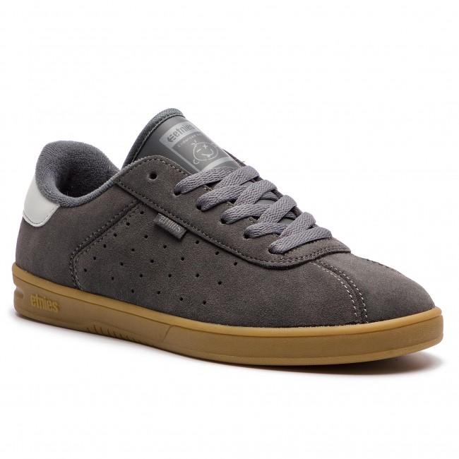 1d7e8211d0 Sneakers ETNIES - The Scam 4101000462 Grey Gum 367 - Sneakers - Low ...