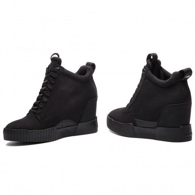 67919b93725e Sneakers G-STAR RAW - Rackam Core Wedge D10170-A600-990 Black ...