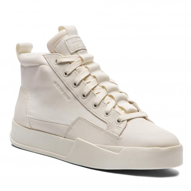 e4ced9a2efd Sneakers G-STAR RAW - Rackam Core Mid D10764-A599-110 White - Sneakers -  Low shoes - Men's shoes - efootwear.eu