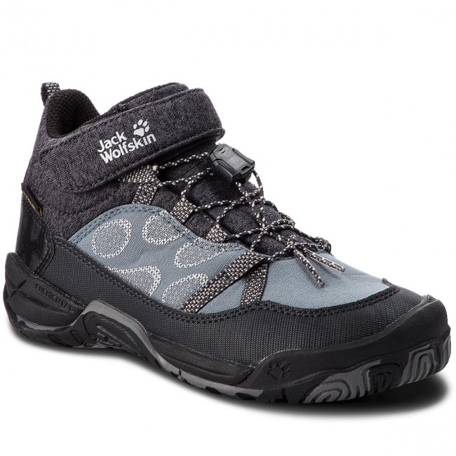 0c9ce808ff6 Shoes JACK WOLFSKIN - Jungle Gym Texapore Mid K 4030651 Wolf ...