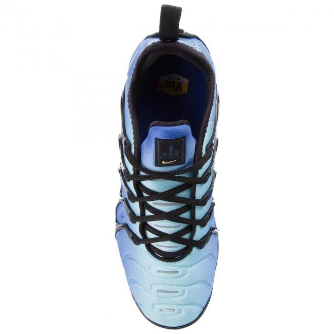 new concept 6f225 79698 Shoes NIKE - Air Vapormax Plus 924453 008 Black Chamois Hyper Blue -  Sneakers - Low shoes - Men s shoes - www.efootwear.eu
