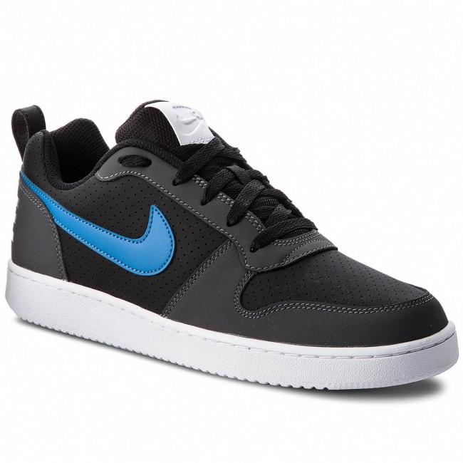 pretty nice 4304d 8235f Shoes NIKE - Court Borough Low 838937 006 Black Blue Nebula Dark Grey