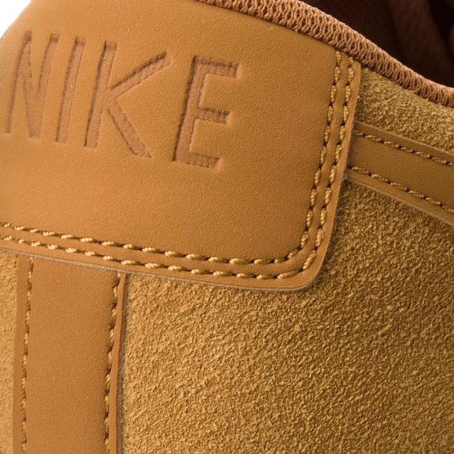 san francisco 1d465 8ee36 Shoes NIKE - Blazer Low Suede AJ9516 700 Desert Ochre Desert Ochre Sail