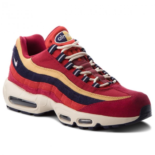 a0f8ac3707 Shoes NIKE - Air Max 95 Prm 538416 603 Red Crush/Provence Purple ...