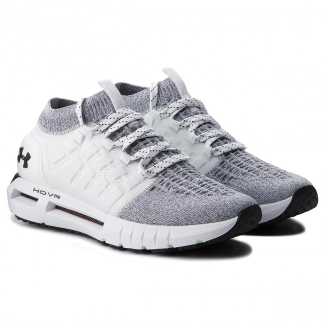 6abefaec58b Shoes UNDER ARMOUR - Ua Hovr Phantom Nc 3020972-108 Wht - Indoor - Running  shoes - Sports shoes - Men s shoes - www.efootwear.eu