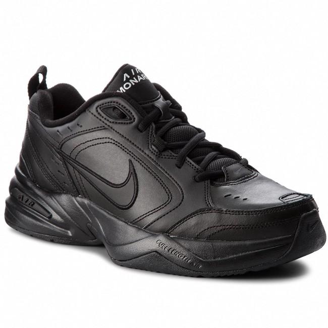 3f4ea28f2bb3 Shoes NIKE - Air Monarch IV 415445 001 Black Black - Fitness ...