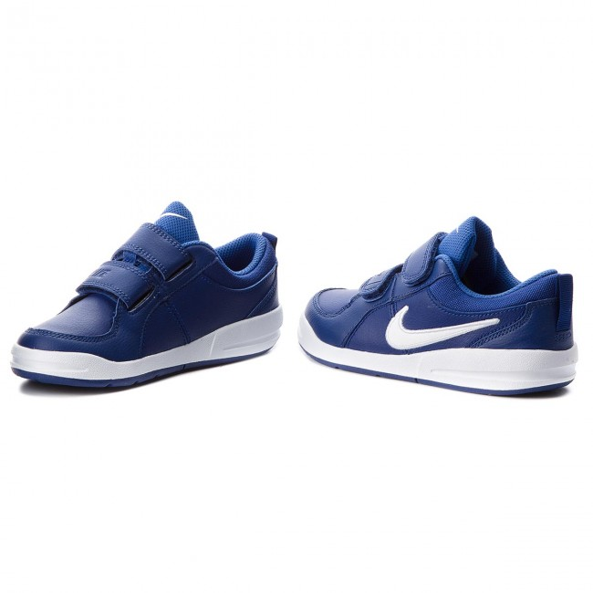 purchase cheap 2d396 89981 Shoes NIKE - Pico 4 (PSV) 454500 409 Deep Royal Blue White