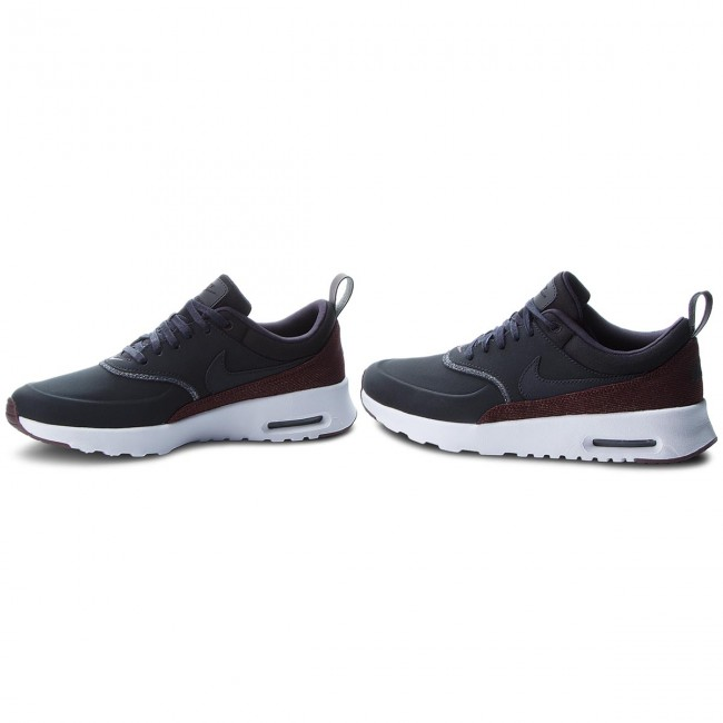 Shoes NIKE Air Max Thea Prm 616723 025 Oil GreyOil Grey